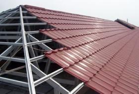 Kelebihan dan kelemahan atap baja ringan murah